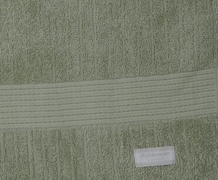 Jogo de Toalhas Canelado - Verde | WestwingNow