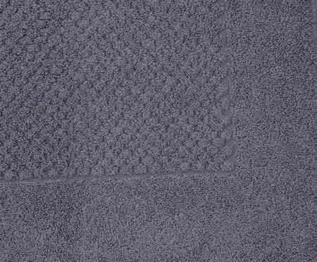 Jogo de Toalhas Canelado - Cinza | WestwingNow