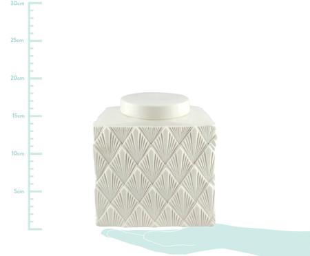 Vaso de Cerâmica Cayres - Branco | WestwingNow