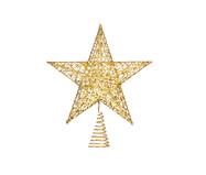 Ponteira para Árvore de Natal Estrela Rebekah | WestwingNow