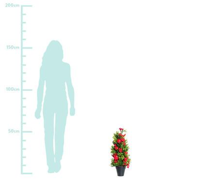 Topiaria Decorativa Errinuar -  55X18cm   WestwingNow