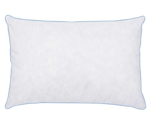Travesseiro Cherie - 85% Penas e 15% Plumas de Ganso, Branco, Colorido | WestwingNow