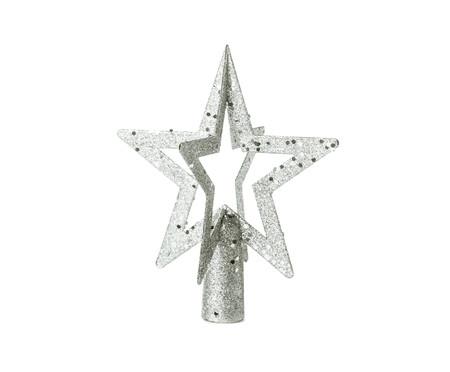 Ponteira para Árvore de Natal Estrela Bambuí -  20X20X15cm   WestwingNow