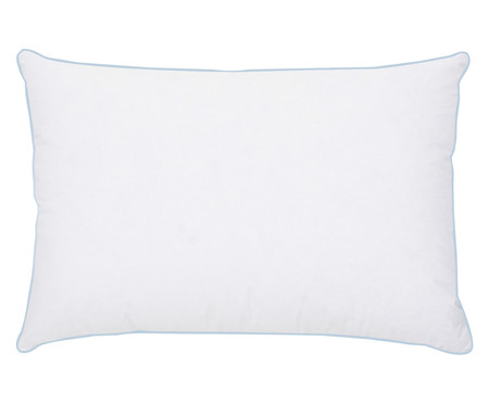 Travesseiro Marie 100% Plumas de Ganso - Branco | WestwingNow