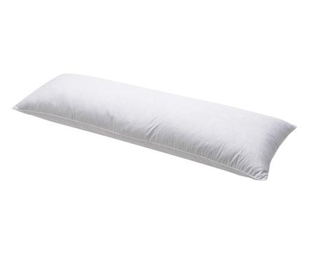 Travesseiro Taylor 95% Penas e 5% Plumas de Ganso - Branco | WestwingNow