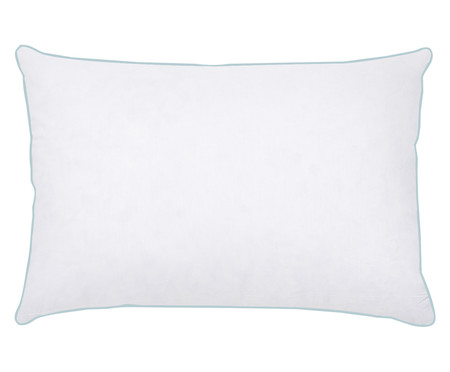 Travesseiro Julliete 100% Plumas de Ganso - Branco | WestwingNow