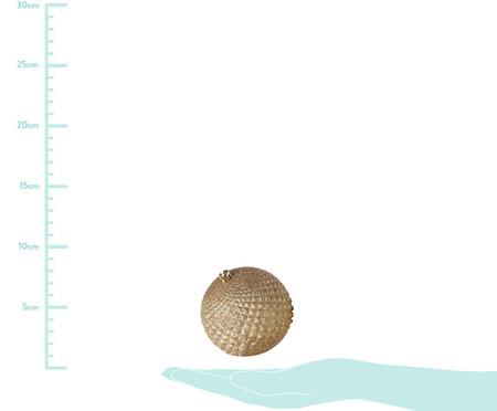 Jogo de Enfeites Bolas Sherrie - 8cm   WestwingNow