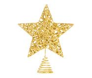 Ponteira para Árvore de Natal Estrela Sonje | WestwingNow