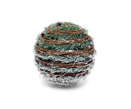 Enfeite Bola em Led Jamy -  28X28cm   WestwingNow