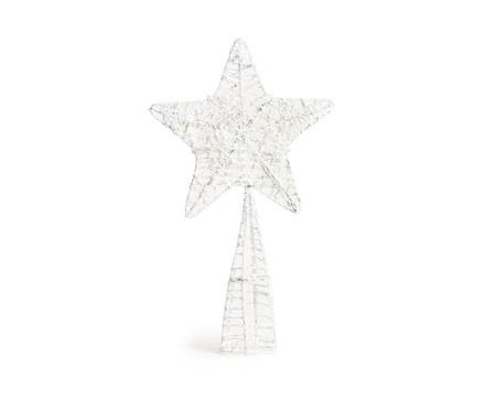Ponteira Estrela Mila - Branco   WestwingNow