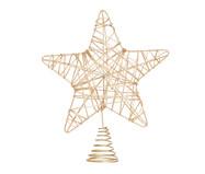 Ponteira para Árvore de Natal Estrela Fanny | WestwingNow