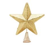 Ponteira para Árvore de Natal Estrela Ático | WestwingNow