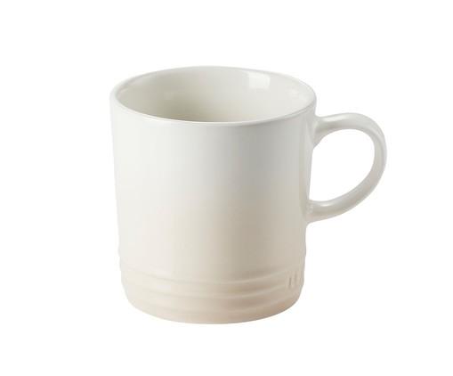 Caneca de Chá em Cerâmica - Meringue, Branco | WestwingNow