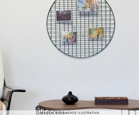 Mural Decorativo Circle - Preto | WestwingNow