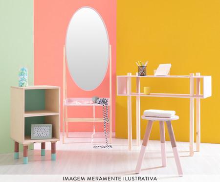 Mesa de Cabeceira Maj - Verde Celadon | WestwingNow