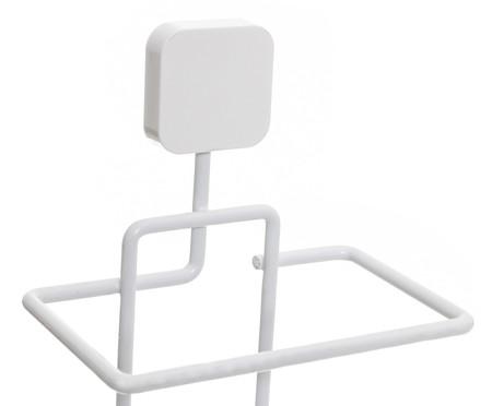 Porta-Toalha de Banho Simple - Branco | WestwingNow