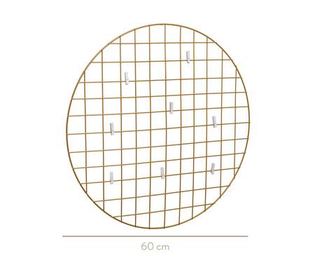 Mural Decorativo Circle - Dourado | WestwingNow