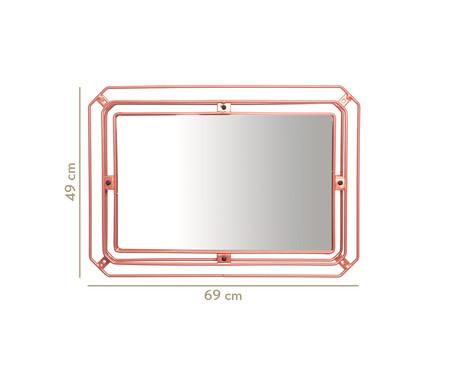 Espelho de Parede Heli - Cobre | WestwingNow