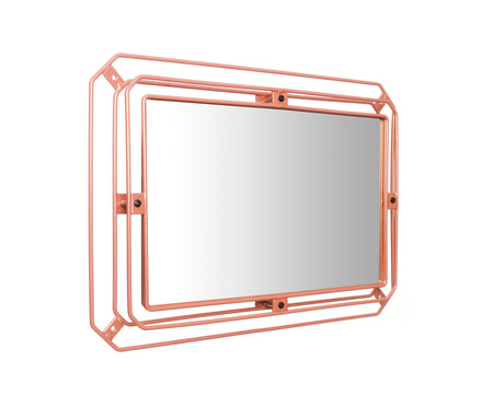 Espelho Heli - Cobre | WestwingNow