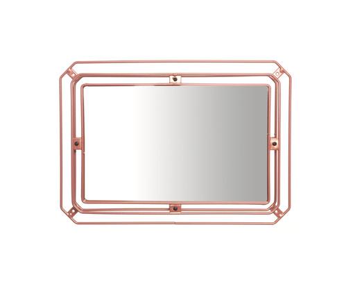Espelho Heli - Cobre, Acobreado   WestwingNow