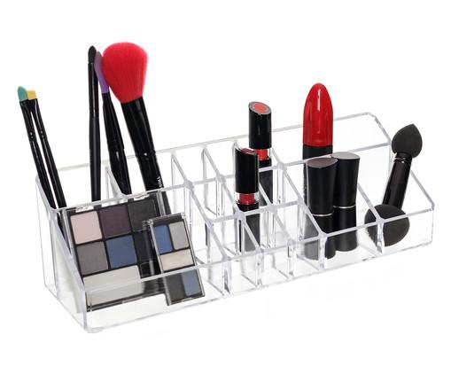 Caixa Organizadora para Maquiagens Box - Transparente, Transparente | WestwingNow