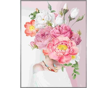 Woman In Flower lll 101x76 -  Alexandre Venâncio   WestwingNow