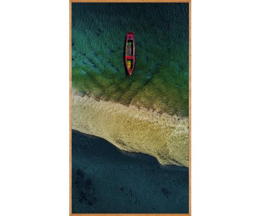 Quadro Estilo Mar 138x78 -  Reinaldo Giarola, colorido | WestwingNow