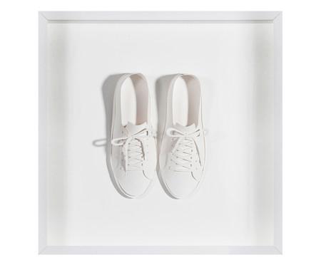 Quadro Estilo Sapatos 31x31 -  Leila Nishi | WestwingNow