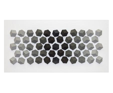 Quadro Cubics Degradê - Cícero Silva   WestwingNow