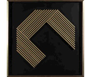 Quadro Fita l 60x60 -  Bar Design | WestwingNow