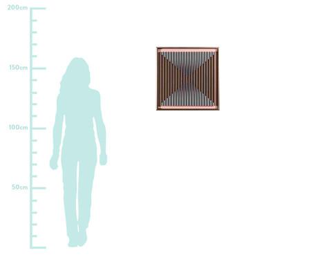 Quadro Linha Mix l 60x60 -  Bar Design | WestwingNow