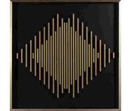 Quadro Linha Mix ll 60x60 -  Bar Design | WestwingNow
