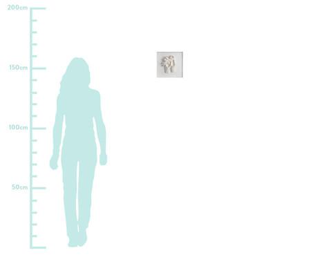 Quadro Estilo Sapatilha 31x31 -  Leila Nishi | WestwingNow