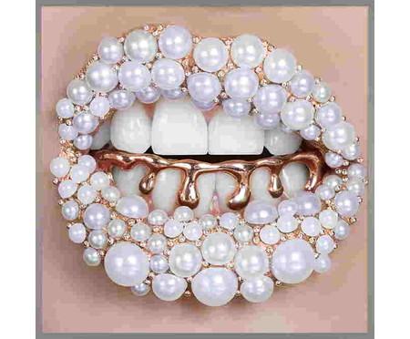 Quadro Pearls   56x56 -  Vlada Haggerty   WestwingNow