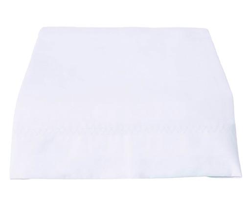 Lençol Superior Basic Branco - 200 Fios, Branco | WestwingNow