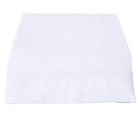 Lençol Superior Basic Branco - 200 Fios | WestwingNow