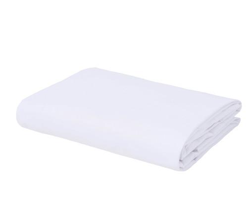 Lençol Inferior com Elástico Basic Branco - 200 Fios, Branco   WestwingNow