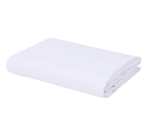 Lençol Inferior com Elástico Basic Branco - 200 Fios, Branco | WestwingNow