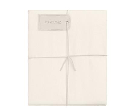 Duvet Basic Off White - 200 Fios | WestwingNow