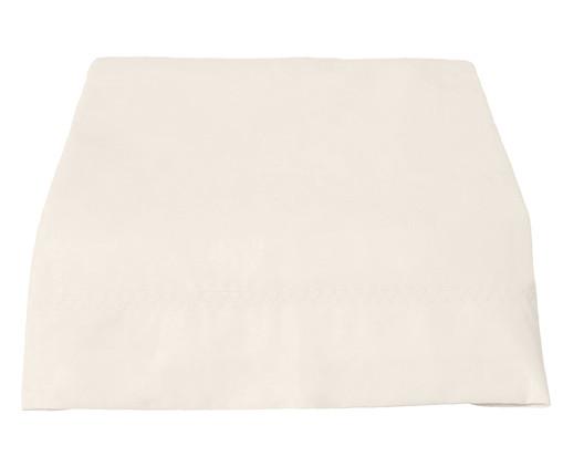 Lençol Superior Basic Off White - 200 Fios, Off White   WestwingNow