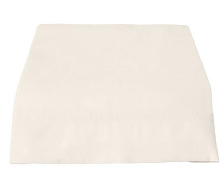 Lençol Superior Basic Off White - 200 Fios   WestwingNow