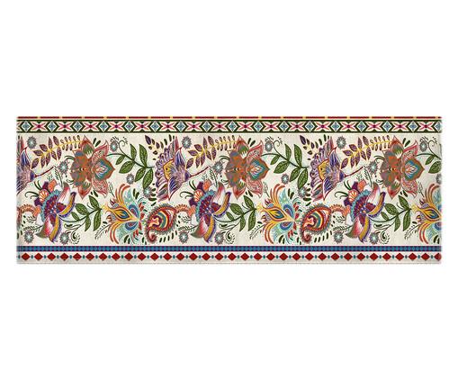 Caminho de Mesa em Algodão Manu - Estampado, Colorido | WestwingNow