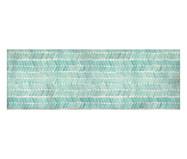 Caminho de Mesa em Linho Misto Marlin - Azul | WestwingNow