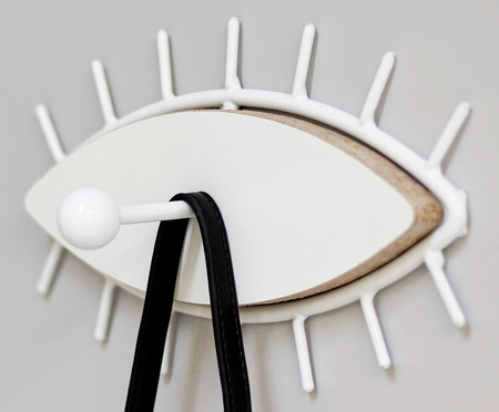 Cabideiro Olho III - Branco | WestwingNow