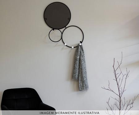 Espelho Lavabo Esferas - Preto | WestwingNow