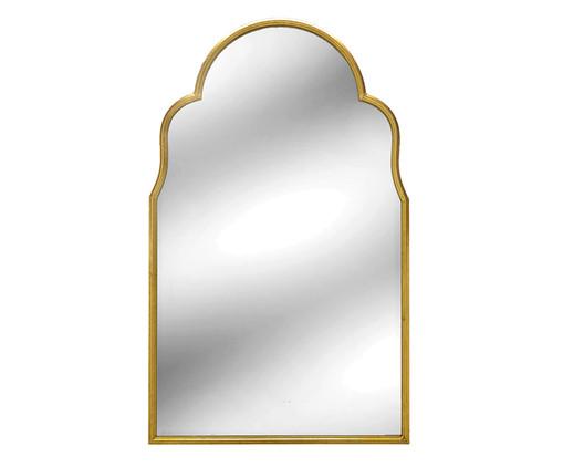 Espelho Nicolazzi  Inês - Dourado, Dourado   WestwingNow