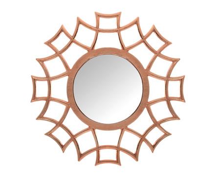 Espelho de Parede Vic  Ayla - Acobreado | WestwingNow
