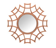 Espelho Vic  Ayla - Acobreado | WestwingNow