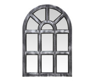 Espelho Decorativo  Gael - Prata Velho | WestwingNow