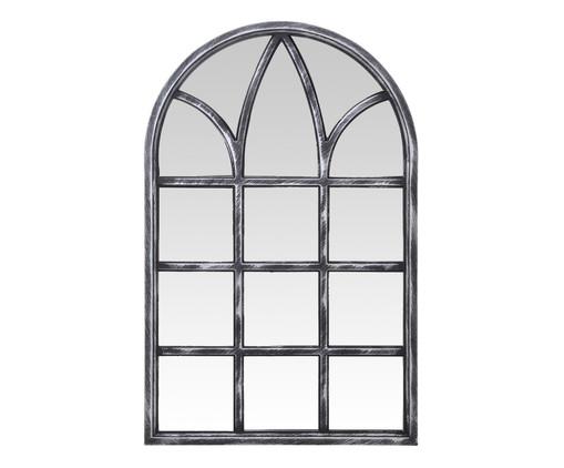 Espelho Decorativo Figueiroa Cain - Prata Velho, Prata | WestwingNow